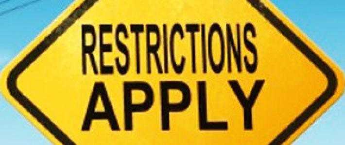 Saiba como lidar com restrições em Projetos