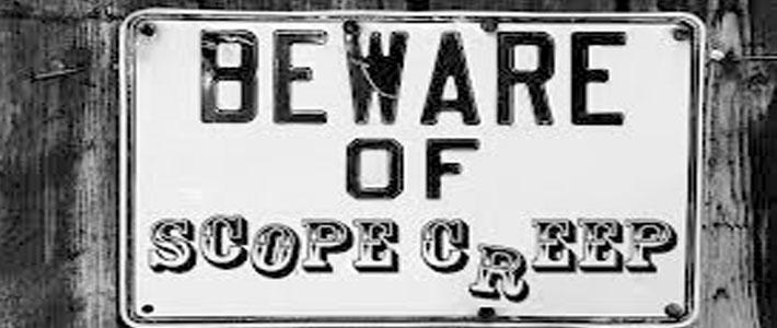 Scope creep, uma ameaça para os projetos
