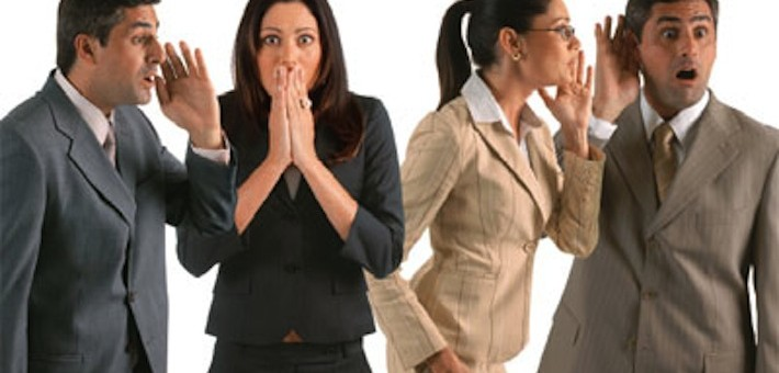 Como ser assertivo para lidar com o fofoqueiro no trabalho
