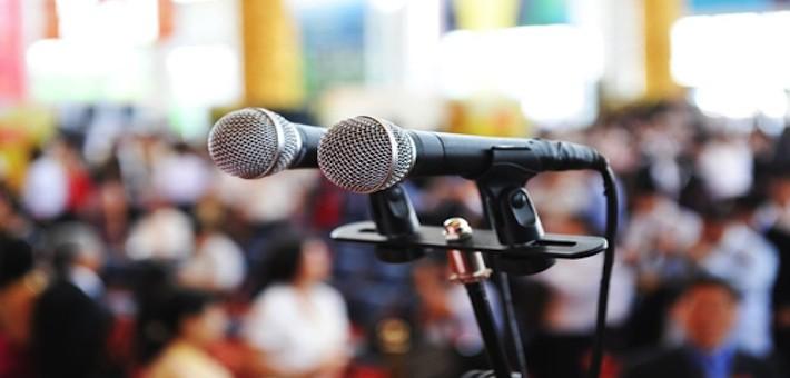 Falar em público: 6 dicas para o sucesso