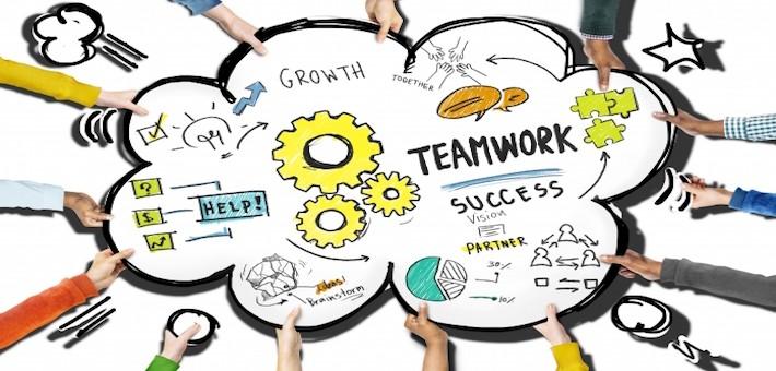 Como conseguir um trabalho de equipe eficaz