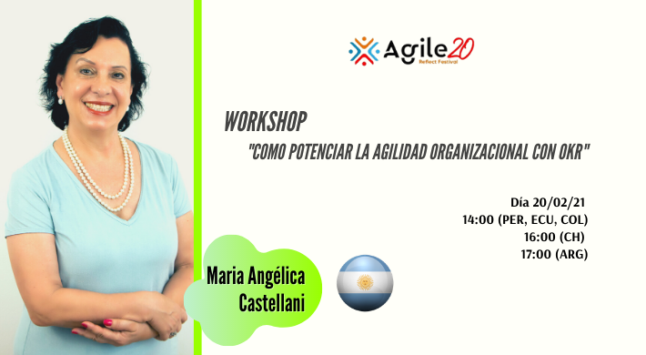 Workshop OKR Agile20 Reflect